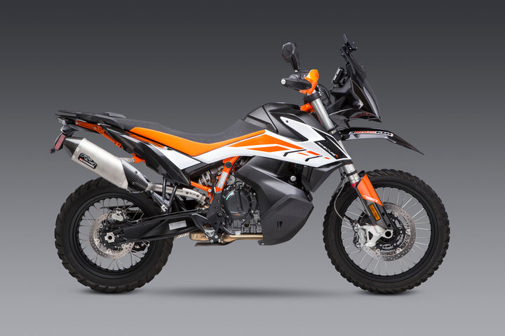 KTM 790 Adventure 2019 Street RS-4 SO SS-SS-CF Works Finish