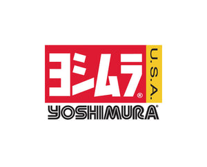 "Yoshimura USA Sticker 2.25"" x 3.75"""