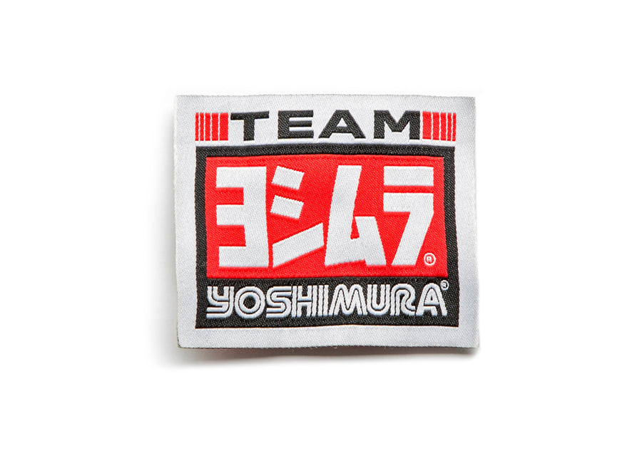 Yoshimura Team Patch 3""