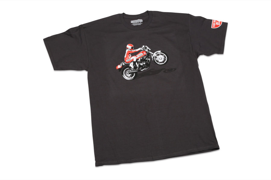 Wes Cooley Limited '78 T-Shirt Charcoal