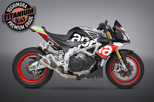 APRILIA RSV4 / Tuono 2017-19 Race Alpha T SO TI-TI-CF Works Finish