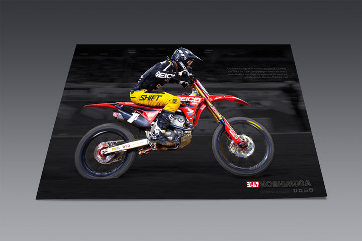 "Chase Sexton Win #1 Poster 24"" x 18"""