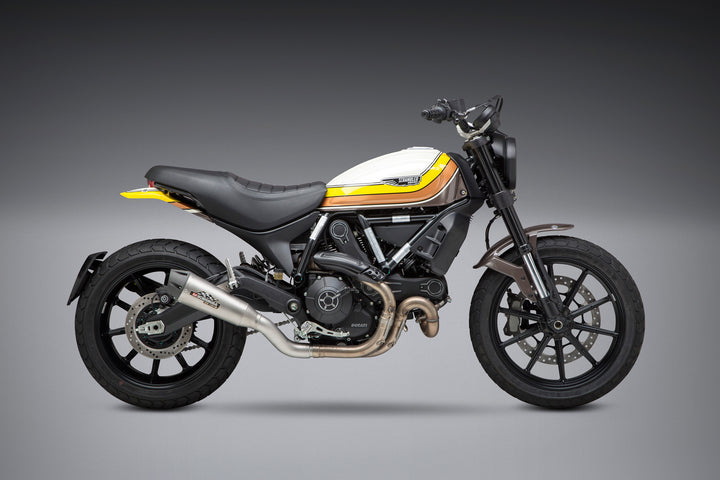 DUCATI Scrambler 2016-18 R-34 Race SO SS-SS-AL Works Finish