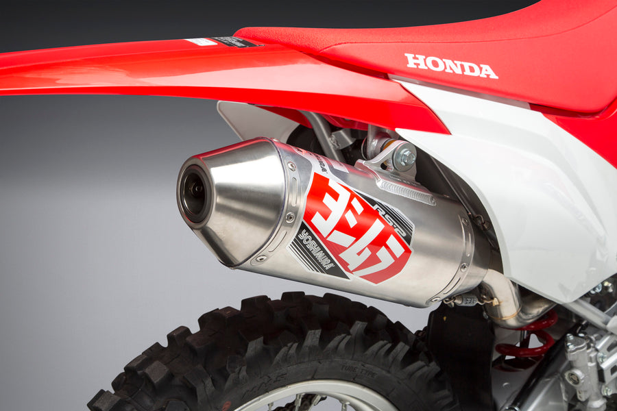 CRF250F 19-20 RS-2 Stainless Full Exhaust, w/ Aluminum Muffler