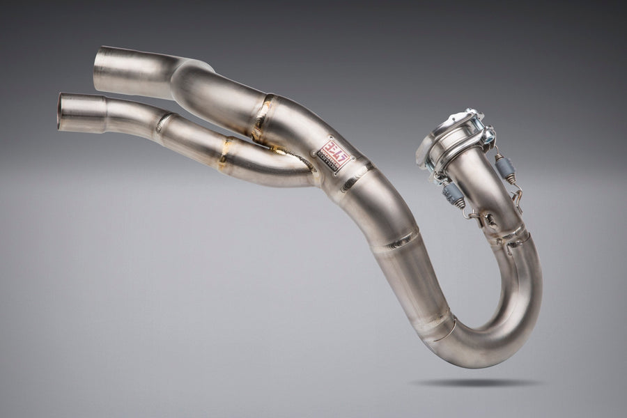 HONDA CRF450RWE 2019 Works Edition Titanium Header