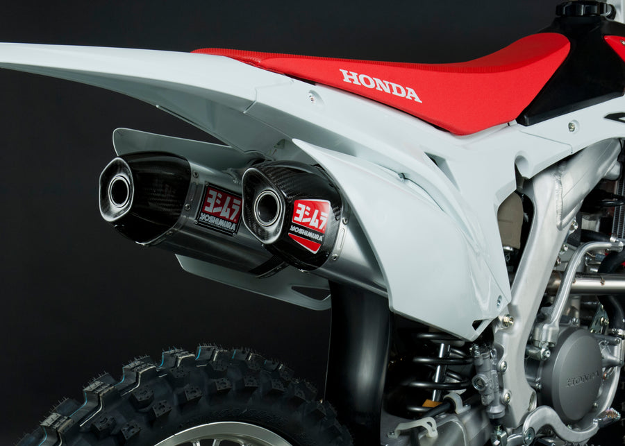 HONDA CRF250R 2014-17 Signature RS-9 SO SS-AL-CF Dual
