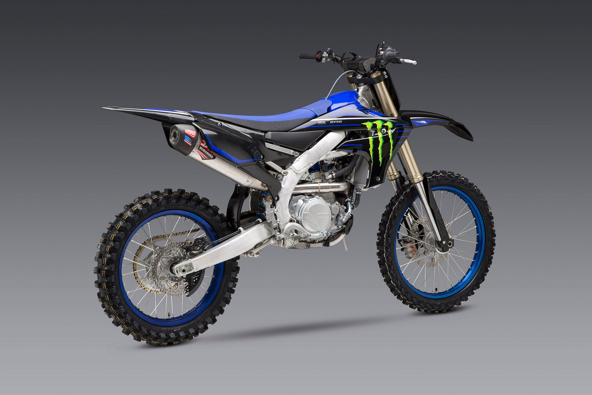 Yamaha YZ450F 2020-2021 RS-12 Exhaust Systems