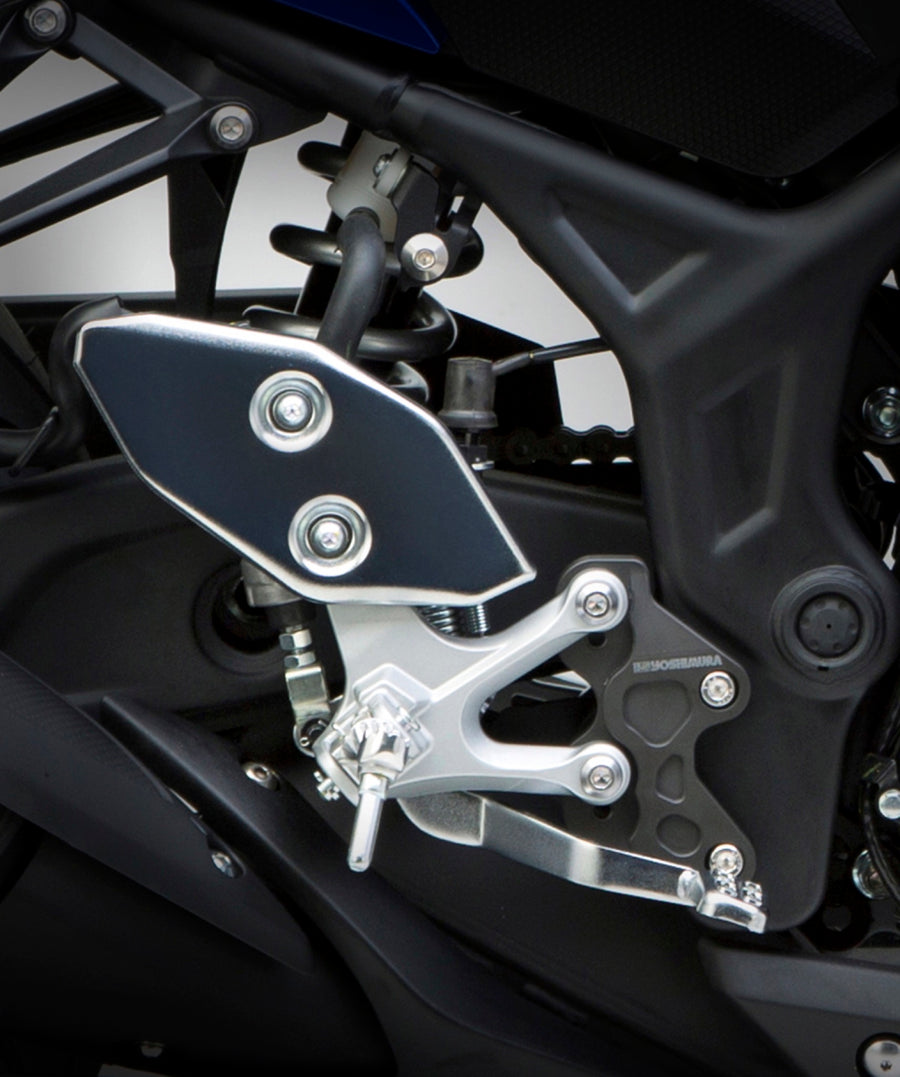 YZF-R3 15-20 Rearset Offset Brackets