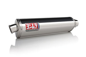 SV650/S 04-10 Race TRS Stainless Slip-On Exhaust, w/ Stainless Muffler