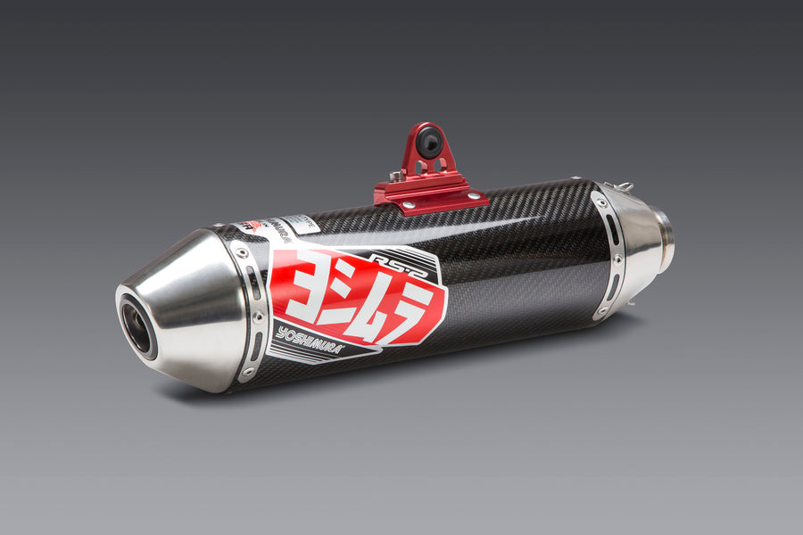 RS-2 MUFFLER WRAP AROUND DECAL OFF-ROAD