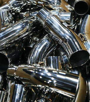 CRF450X 2019 Stainless Full System Tail Pipe