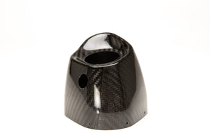 RS9 Carbon Fiber End Cap Cover RIght Side