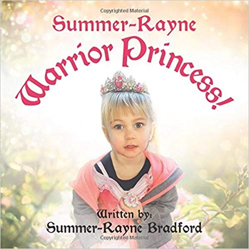 Summer-Rayne: Warrior Princess