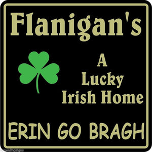 New Personalized Custom Name Irish Pub Bar Beer Home Decor Gift Plaque Sign #8