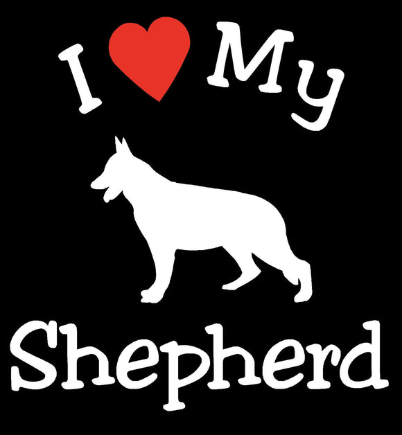 DOG GERMAN SHEPHERD PET CAR DECALS STICKERS