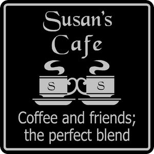 New Personalized Custom Name Coffee Cafe Java Kitchen Restaurant Sign # 3