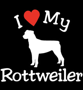 DOG ROTTWEILER PET CAR DECALS STICKERS