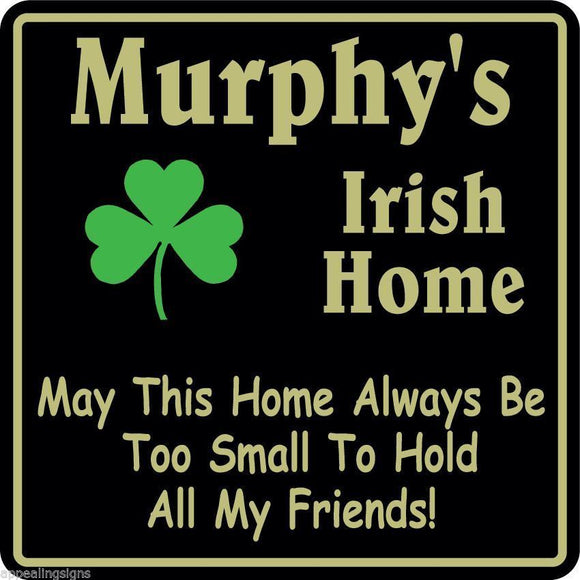 New Personalized Custom Name Irish Pub Bar Beer Home Decor Gift Plaque Sign #9