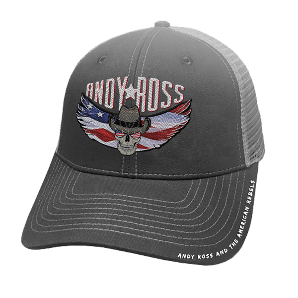 Andy Ross Mesh Hat