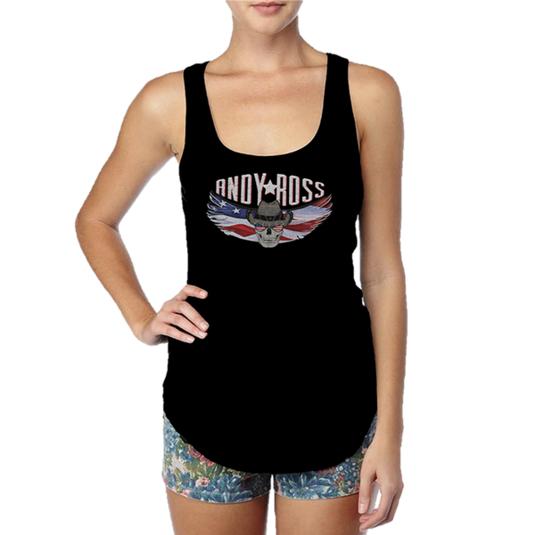 Andy Ross Womens Tank Shirt