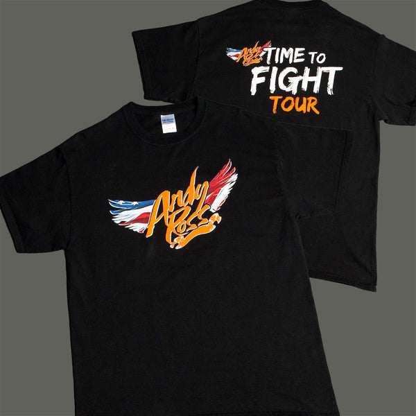 Time to Fight T-Shirt