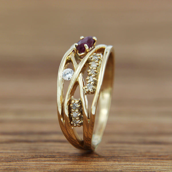 Custom Heirloom Ring