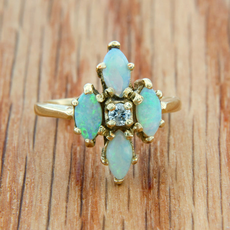 Diamond, Opals and Gold, Oh my!