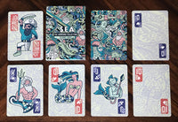 Playing Cards Deck · Sea Life
