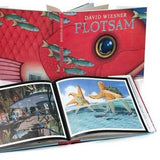 Flotsam · Picture Book by David Wiesner