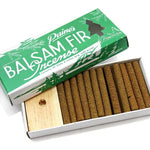 Balsam Fir Incense · 24 sticks & Holder · Paine Products of Maine