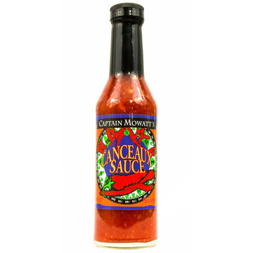 Captain Mowatt's Canceaux Hot Sauce