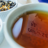 Cup of Sea Maine seaweed tea