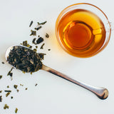 Great Wave · Sencha Green Tea & Kelp · Maine Seaweed Tea by Cup of Sea