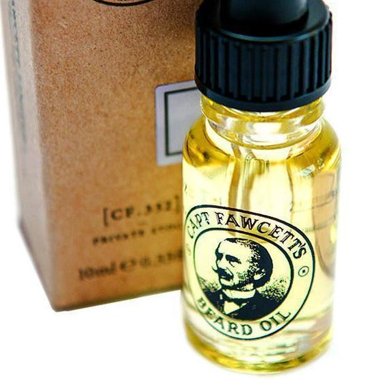 Capt Fawcett's Private Stock Beard Oil