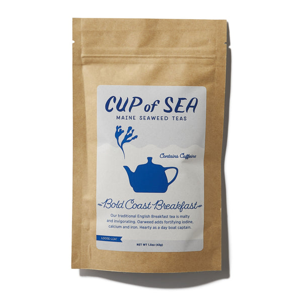 Bold Coast Breakfast by Cup of Sea - front