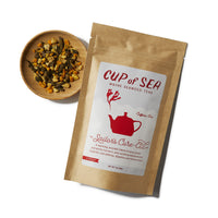 Sailor's Cure-All by Cup of Sea - front with loose-leaf