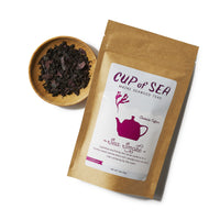 Sea Smoke by Cup of Sea - front with loose-leaf