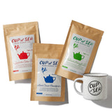Maine Tea Gift Pack · by Cup of Sea