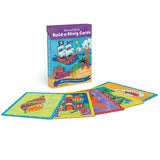 Build-a-Story Cards: Ocean Adventure
