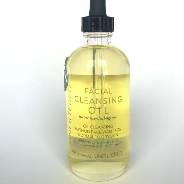 Facial Cleansing Oil by Unfiltered Skincare
