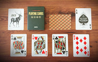 Playing Cards Deck · Vintage Plaid