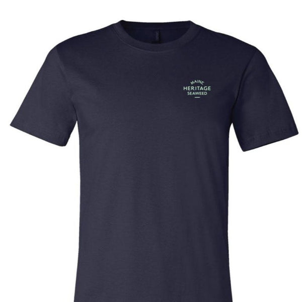 Front of Heritage Seaweed Unisex T-Shirt
