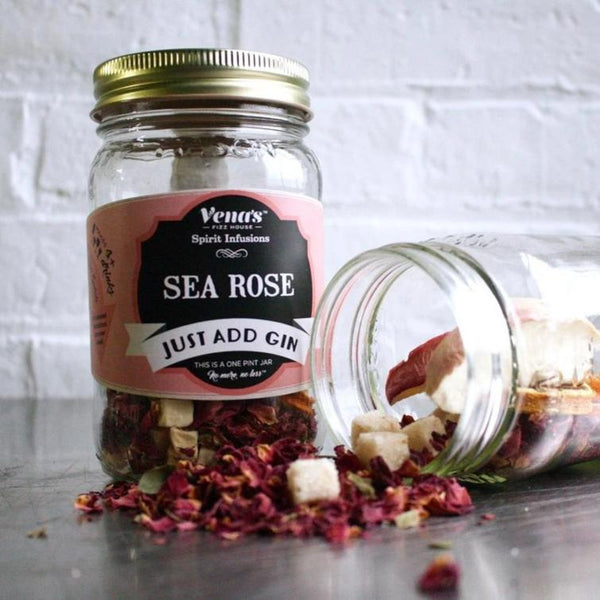 Vena's - Sea Rose Spirit Infusions