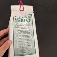 Ocean Thrive fertilizer - 2lbs