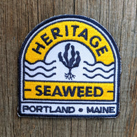 Heritage Seaweed Patch - Arch Style