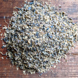 Irish Moss Flakes (Chondrus crispus) Dried Maine Seaweed