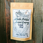Kelp Soup Mix · Wakame, Kombu & Sugar Kelp Seaweed Blend by Atlantic Holdfast · 2oz