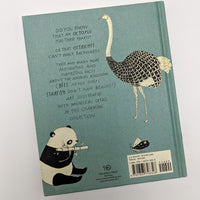 The Illustrated Compendium of Amazing Animal Facts Book by Maja Säfström