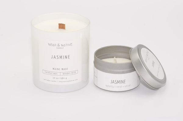 Jasmine Candle by Near & Native