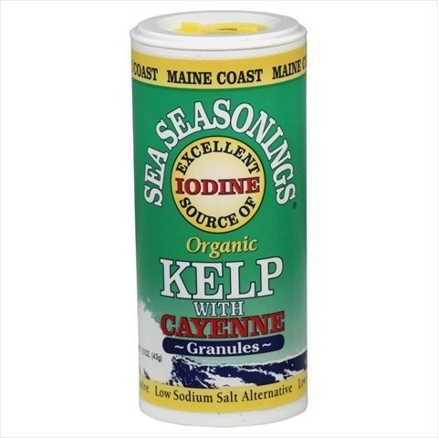 Kelp Blend with Cayenne Seasoning by Maine Coast Sea Vegetables 1.5oz
